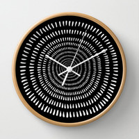 Time Warp Wall Clock