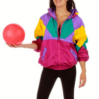 That Big Parachute From Gym Class Windbreaker