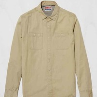 All-Son Button-Down Utility Shirt