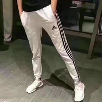 Adidas Women Men Fashion Casual Sport Pants Trousers