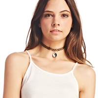 Yin Yang Tattoo Choker Necklace | Wet Seak