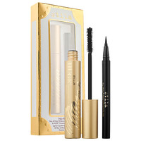 Big Shots HUGE Extreme Lash Mascara and Stay All Day Waterproof Eye Liner - stila | Sephora