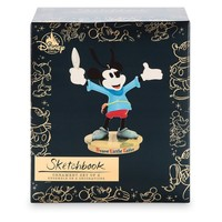 Disney Mickey Memories Sketchbook Ornament The Brave Little Tailor New with Box