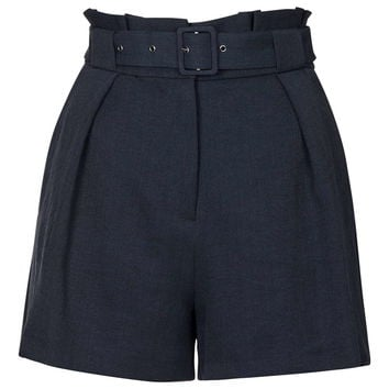 Tailored Paperbag Shorts - New In