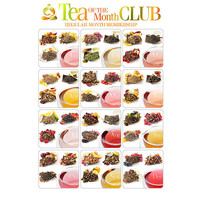 Classic Tea of the Month Club    The Gift of Tea: All Year Long