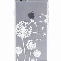 Dandelion iPhone 6  Case