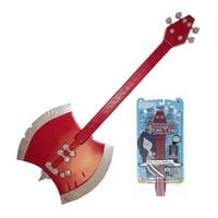 Adventure Time Marceline's Axe Bass Guitar - Jazwares - Adventure Time - Roleplay at Entertainment Earth