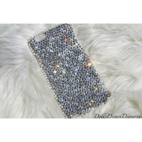 iPhone 6/6 Plus, iPhone 5, 5S, 5c, 4/4S, Galaxy S5, S4, S3 Case with Swarovski Elements