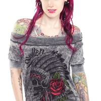 SULLEN HEAD DRESS BURNOUT THERMAL