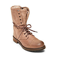 Steve Madden Troopa 2.0 Combat Boots- Free Shipping on $50+