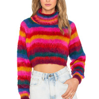 UNIF Murano Sweater in Multi