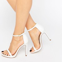 New Look Barely There Heeled Sandal