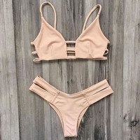 Sexy Summer Hot New Arrival Beach Swimsuit Swimwear Bikini [4970318020]