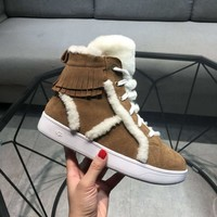 UGG Fashion leisure warm snow boots