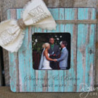 Personalized frames wedding gifts bridal gifts wedding shower gifts housewarming gifts rustic gift frames bridesmaids gifts engagement gifts