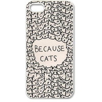 Fashion Cat Animal Style Hard Plastic Back Phone Case Cover  For Iphone 4 4S 5 5S 5c SE 6 6s 6Plus 6sPlus 7 7Plus
