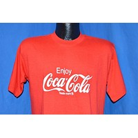 80s Enjoy Coca-Cola Enjoy Good Samaritan Run t-shirt Medium
