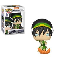 Toph Funko Pop! Animation Avatar The Last Airbender