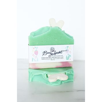 Berry Sorbet - Handcrafted Soap Bar