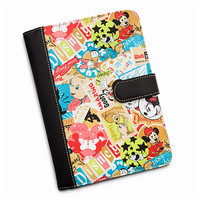 Classic Collage Disney Parks Electronic Reader Case