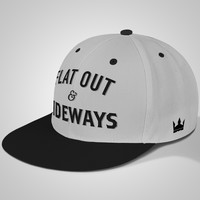 Flat Out Hat