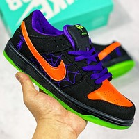 Nike SB Dunk Low Night of Mischief New fashion hook couple shoes