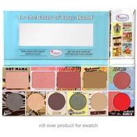 theBalm Cosmetics In the Balm of Your Hand Palette