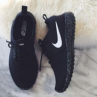 NIKE Roshe run starry men and women running shoes F/A
