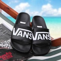 Trendsetter Vans Fashion Women or Men Sandal Slipper Shoes