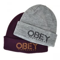 Obey - Free Style Beanie » West Of Camden