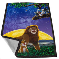 Disney Lion King Simba 2 Kellylings 9e6c56f7-feb3-4fe0-bb10-6daf88d2a9ef for Kids Blanket, Fleece Blanket Cute and Awesome Blanket for your bedding, Blanket fleece *02*