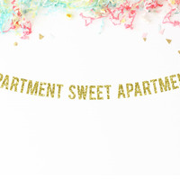 Apartment Sweet Apartment Banner