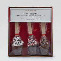 Melville Candies Hot Chocolate Spoons, Multi