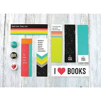 Bookworm Bookmark Set