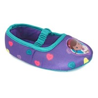 Disney® Doc McStuffins Ballerina Slipper in Purple
