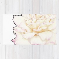 Pale Rose Rug by drawingsbylam