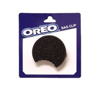 Oreo Cookie Bag Clip (24 Pack) [Kitchen]