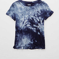 Aerie Real Soft® Easy Tee , Navy