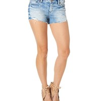 Silver Jeans Aiko High Shorts