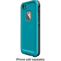 LifeProof - frē Case for Apple® iPhone® 5 and 5s - Teal
