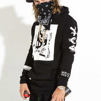 Alec Monopoly x Forever 21 Richie Rich Hoodie