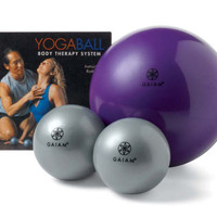 Yoga Ball Body Therapy System with Rodney Yee