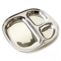 ECOLunchbox Stainless Camping Tray