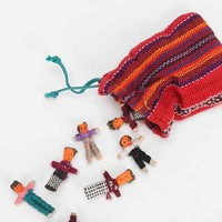 Worry Dolls - Set Of 6- Assorted One