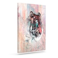 """Kess InHouse Mat Miller """"Illusive by Nature"""" Outdoor Canvas Wall Art, 16 by 20-Inch"""