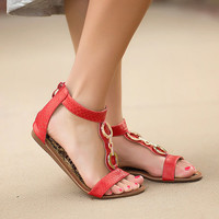 Chained To You Sandals