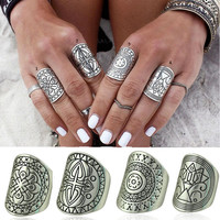 Antique Silver Rings | 4 Vintage Styles