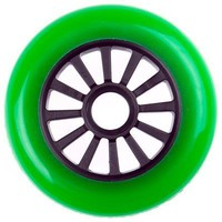 Yak Scooter Wheel Also Fits ALL Razor Green-Black 100mm