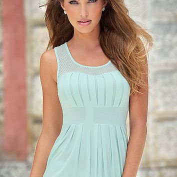 MINT Babydoll top from VENUS