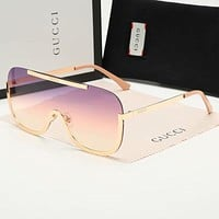GG Casual Popular Summer Sun Shades Eyeglasses Glasses Sunglasses